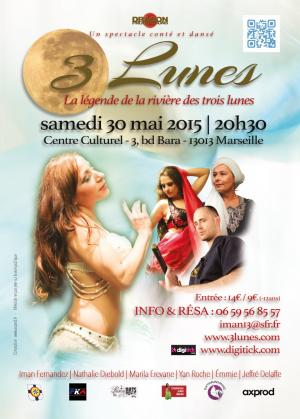 Spectacles de danse en paca france accueil la danse for Cours de danse de salon marseille